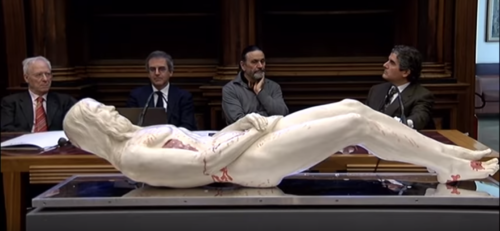 3D image of Jesus from Shroud of Turin