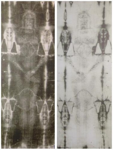 what is the shroud of turin image