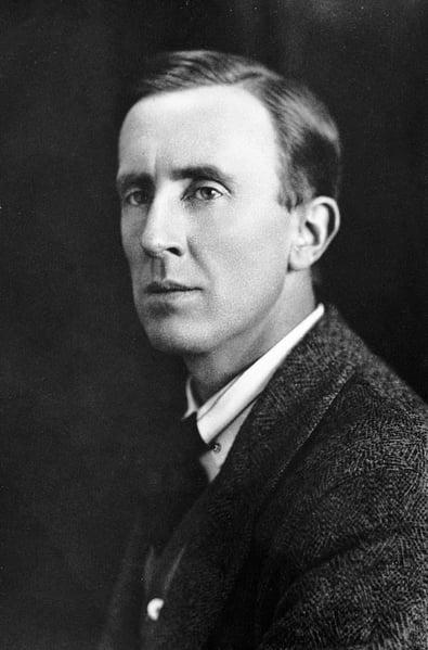 J._R._R._Tolkien,_1940s