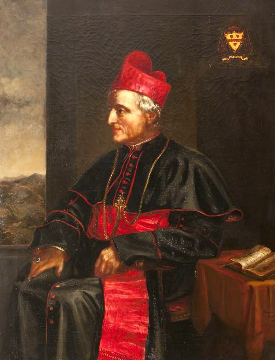 Rebecca_Dulcibella_Orpen_(1830-1923)_-_Cardinal_John_Henry_Newman_(1801–1890)_-_343177_-_National_Trust