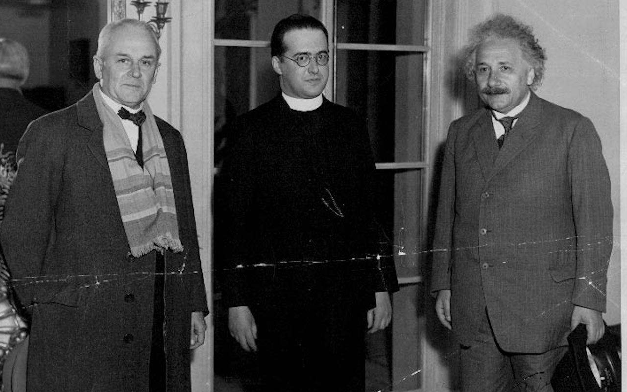 Fr. Georges Lemaitre, 'Father' of the Big Bang Theory
