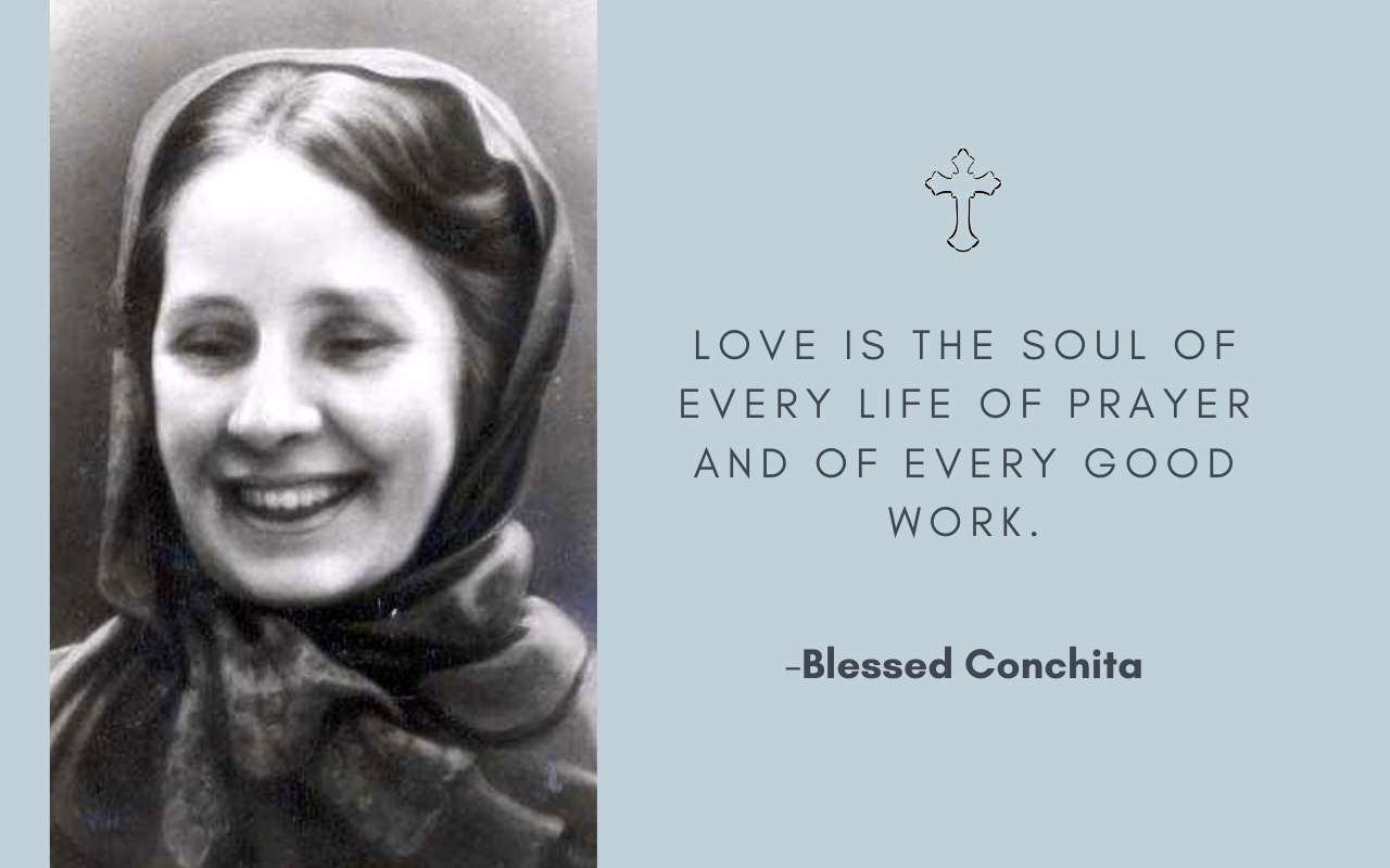 The Miracle that led to the Beatification of Blessed Conchita, Mystic and Mother