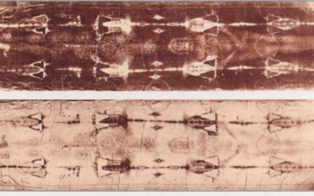 How Did the Shroud of Turin Get Its Image? (Hint: think radiation.)