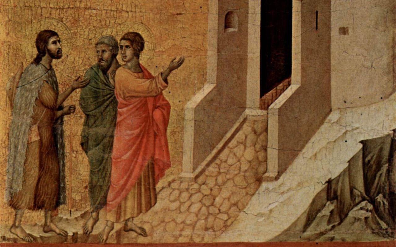 How the Resurrected Jesus Reveals Himself to Us