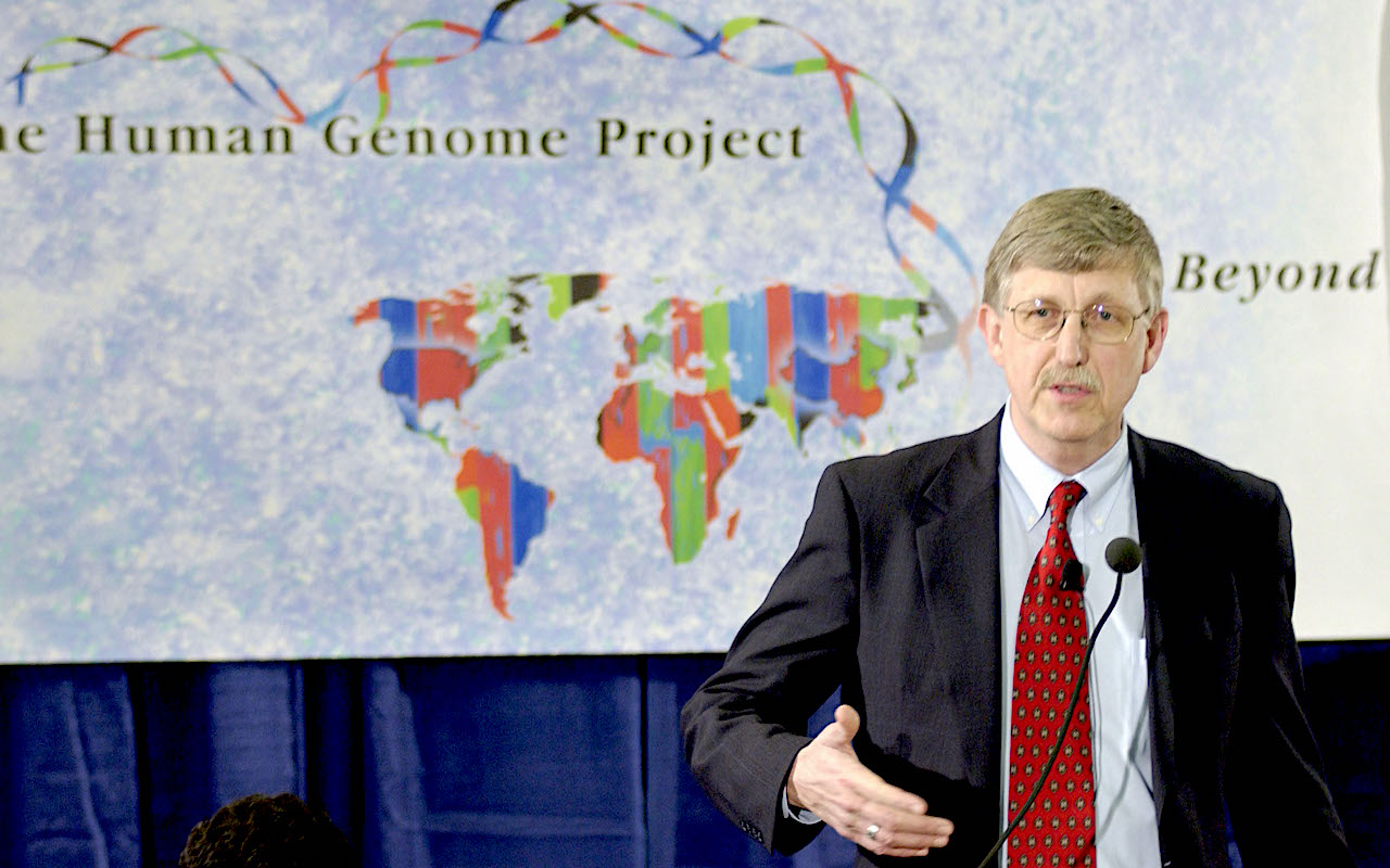 Leader of the Human Genome Project Receives 2020 Templeton Prize