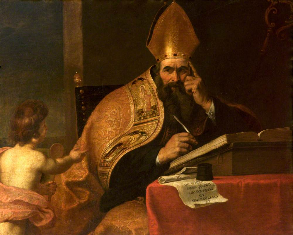 The Beauty that Attracted Saint Augustine