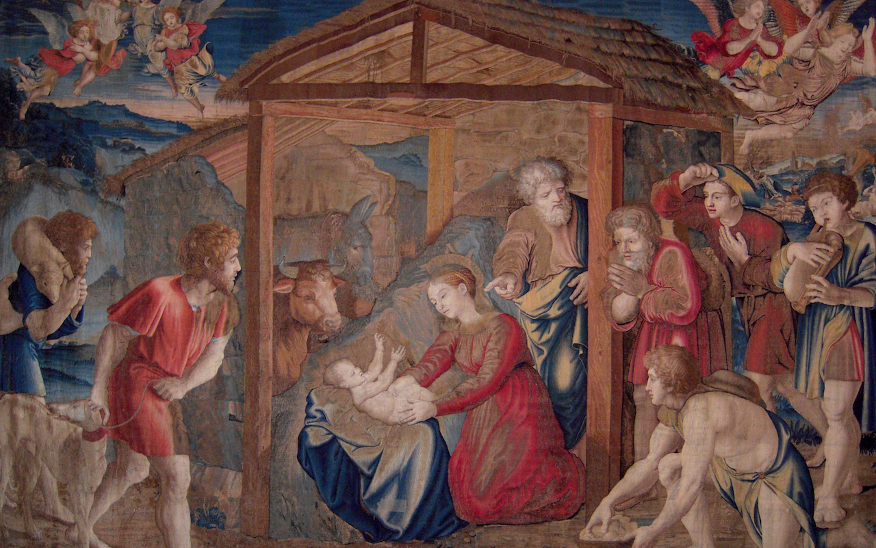 When God Drew Near: Entering into the Joy of Christmas
