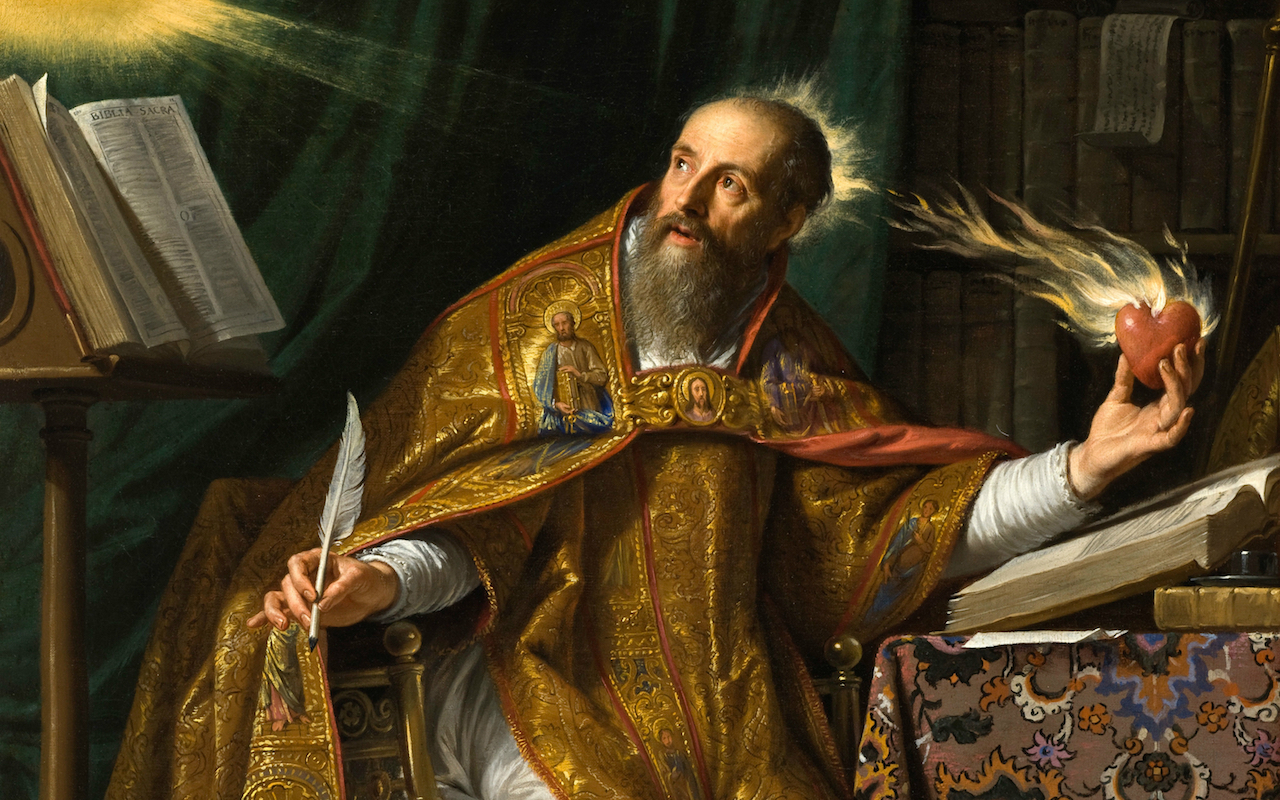 Saint Augustine of Hippo: A Theologian for Our Time