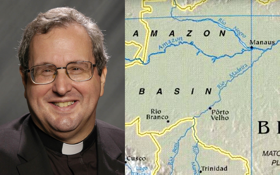 New Series Featuring Fr. Spitzer: 'Wednesday on the World'