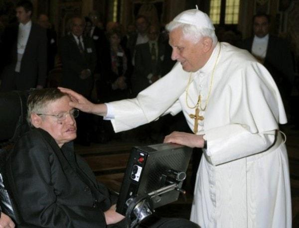 Stephen Hawking - Eternal rest grant unto him, O Lord