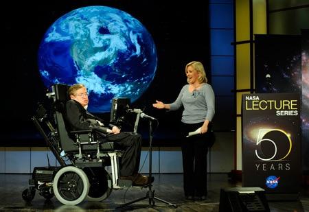Creation: Larry King / Steven Hawking