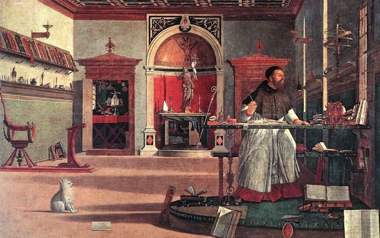 St. Augustine: Patron Saint of Geeks?