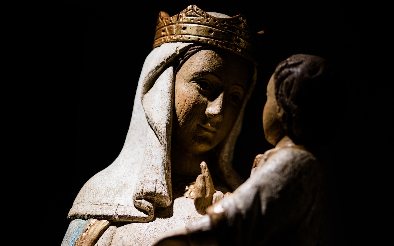 Mary, Mother of Christ, Mother of Peace