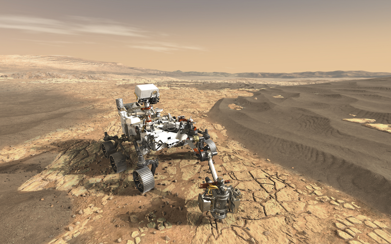Men on Mars? Updates from the Red Planet