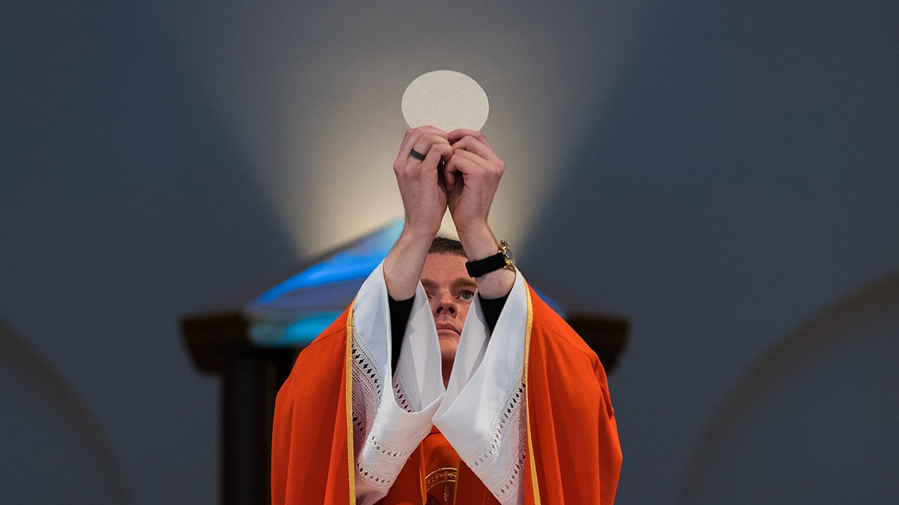Why Do Catholics think Jesus is Actually In the Eucharist? (VIDEO)