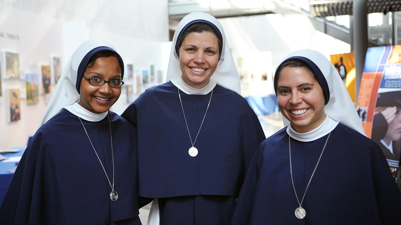 We Need this Prayer from the Sisters of Life