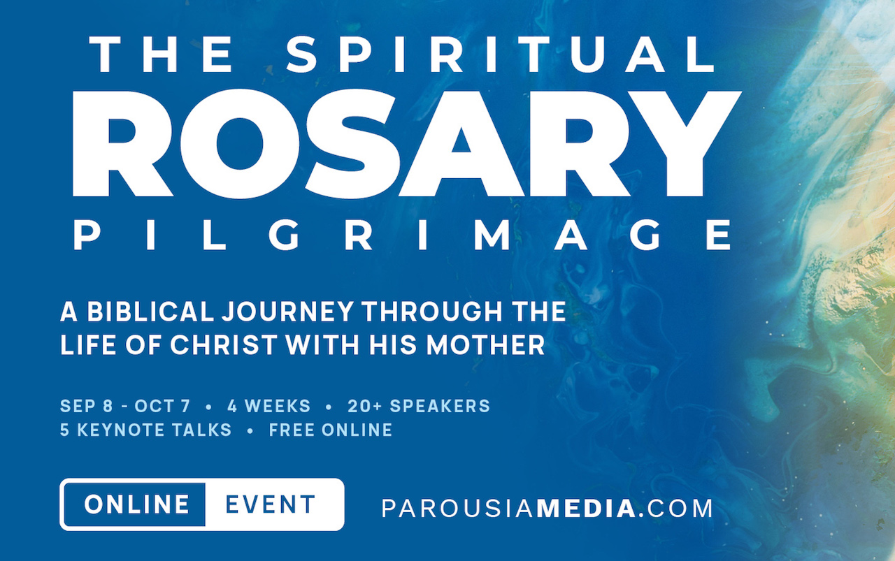 Join Us on a Virtual Rosary Pilgrimage