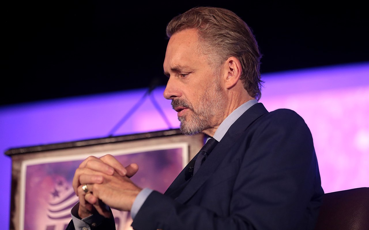Jordan Peterson Returns, and We See Ourselves