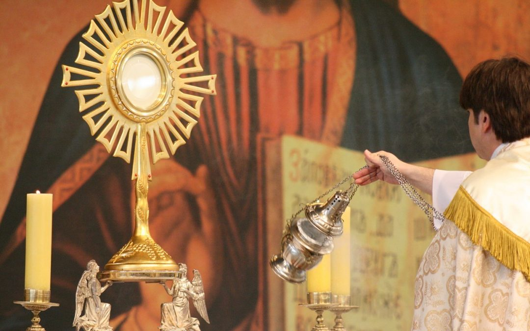 Contemporary Eucharistic Miracles [Spitzer Scholarly Article]