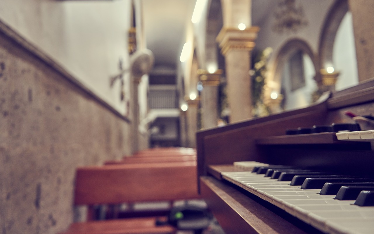 Music, God's Gift to Man: Music in the Church